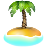 Desert Island on Apple iOS 14.2