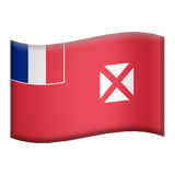Flag: Wallis & Futuna on Apple iOS 14.2