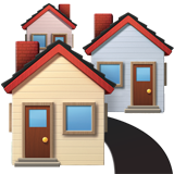 Houses on Apple iOS 14.2