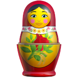 Nesting Dolls on Apple iOS 14.2