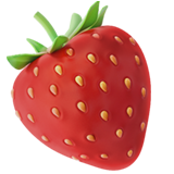 Strawberry on Apple iOS 14.2
