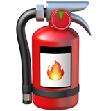 Fire Extinguisher on Apple iOS 14.5