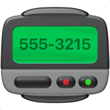 Pager on Apple iOS 14.5