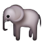 Elephant on Apple iOS 5.0