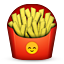 French Fries on Apple iOS 5.0