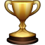 Trophy on Apple iOS 5.0