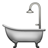 Bathtub on Apple iOS 9.1