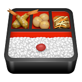 Bento Box on Apple iOS 9.1