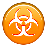 Biohazard on Apple iOS 9.1