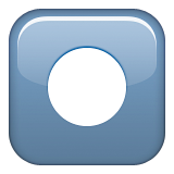 Record Button on Apple iOS 9.1