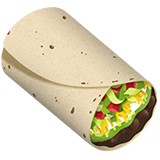 Burrito on Apple iOS 9.1
