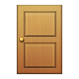 Door on Apple iOS 9.1