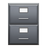 File Cabinet on Apple iOS 9.1