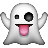 Ghost on Apple iOS 9.1
