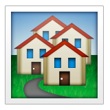 Houses on Apple iOS 9.1