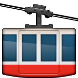 Mountain Cableway on Apple iOS 9.1