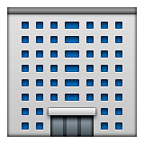 Office Building on Apple iOS 9.1