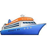 Passenger Ship on Apple iOS 9.1