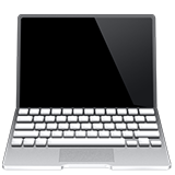 Laptop Computer on Apple iOS 9.1
