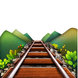 Railway Track on Apple iOS 9.1