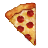 Pizza on Apple iOS 9.1