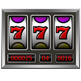 Slot Machine on Apple iOS 9.1