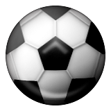 Soccer Ball on Apple iOS 9.1