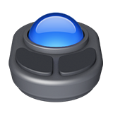 Trackball on Apple iOS 9.1