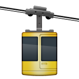 Aerial Tramway on Apple iOS 9.3