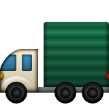 Articulated Lorry on Apple iOS 9.3