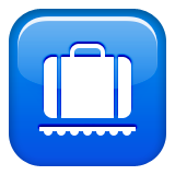 Baggage Claim on Apple iOS 9.3