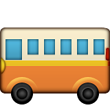Bus on Apple iOS 9.3