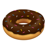 Doughnut on Apple iOS 9.3
