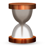 Hourglass Not Done on Apple iOS 9.3