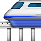 Monorail on Apple iOS 9.3