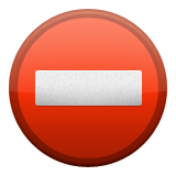 No Entry on Apple iOS 9.3
