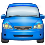 Oncoming Automobile on Apple iOS 9.3