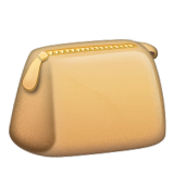 Clutch Bag on Apple iOS 9.3
