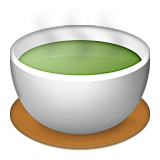 Teacup Without Handle on Apple iOS 9.3