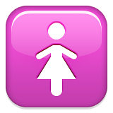 Women's Room on Apple iOS 9.3