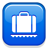 Baggage Claim on Apple iOS 8.3