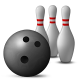 Bowling on Apple iOS 8.3