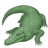 Crocodile on Apple iOS 8.3
