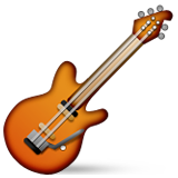 Guitar on Apple iOS 8.3