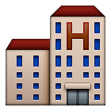 Hotel on Apple iOS 8.3