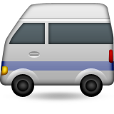 Minibus on Apple iOS 8.3