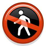 No Pedestrians on Apple iOS 8.3