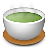 Teacup Without Handle on Apple iOS 8.3