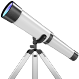 Telescope on Apple iOS 8.3