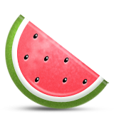 Watermelon on Apple iOS 8.3